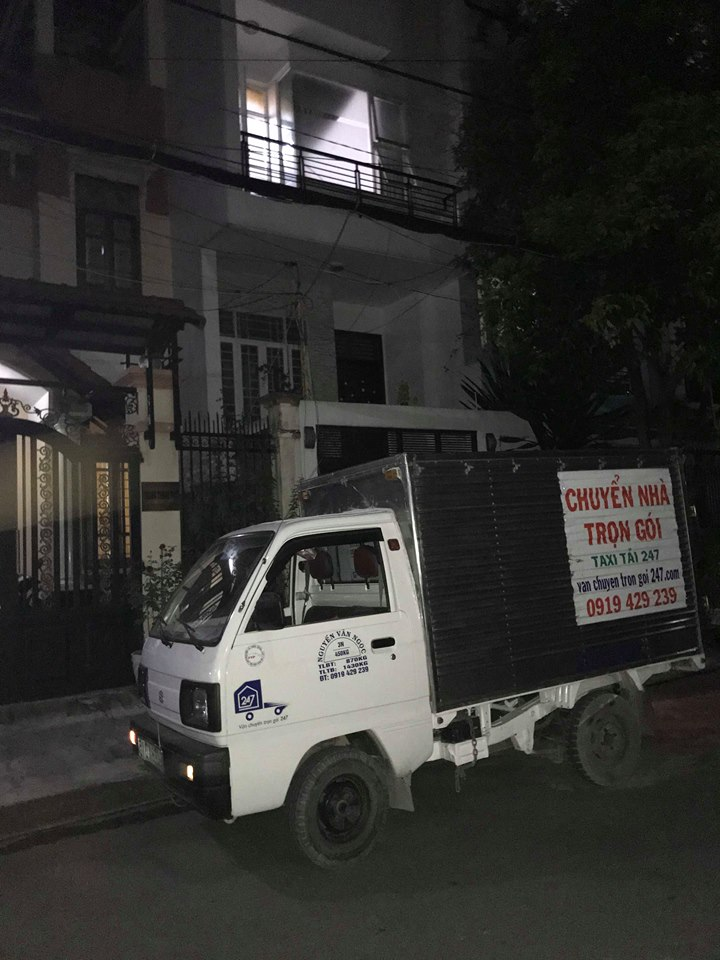 Dịch vụ chuyển nhà giá rẻ quận Bình Thạnh