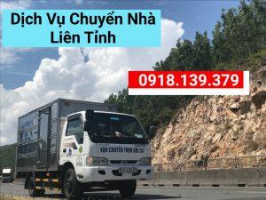 Dịch vụ chuyển nhà liên tỉnh