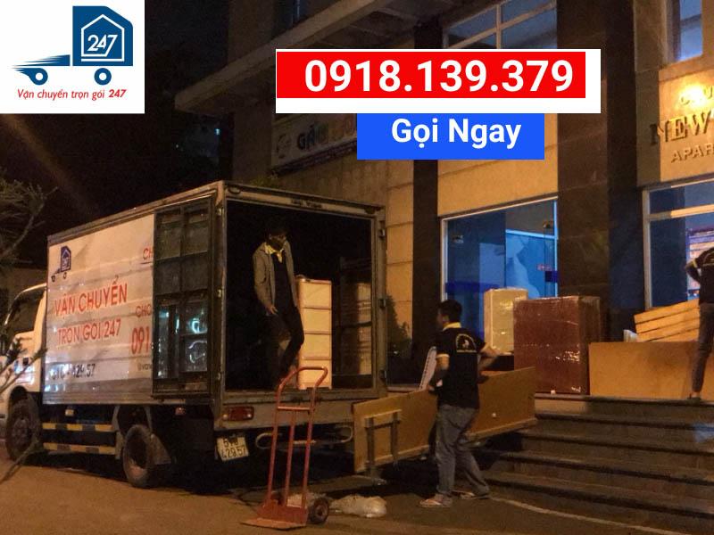 Taxi tải chuyển nhà giá rẻ HCM
