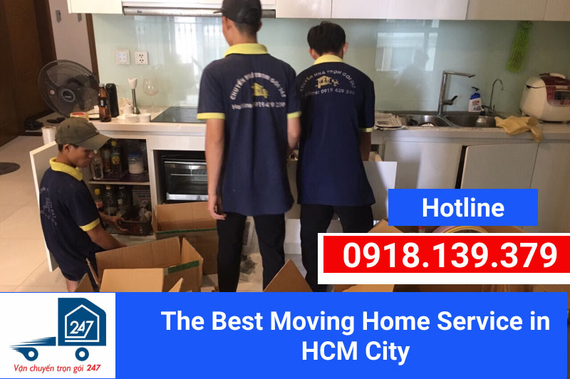 moving home service in HCM