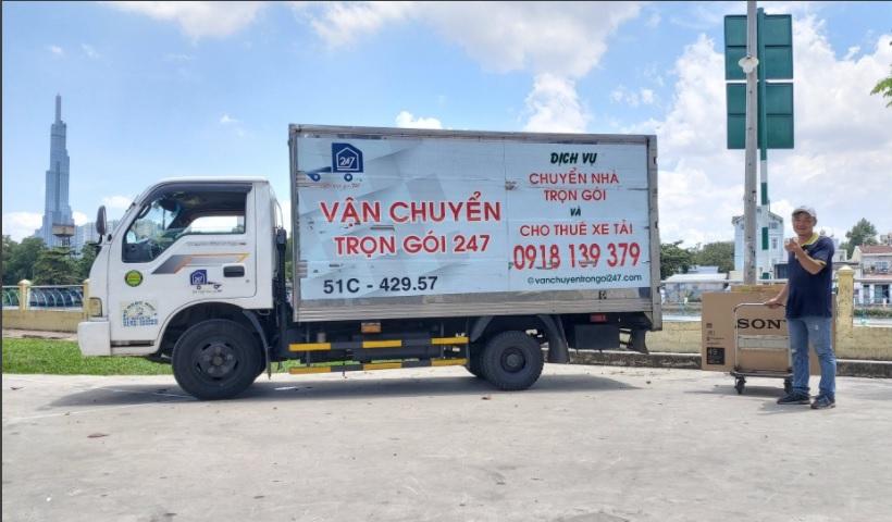 xe tải chở thuê thủ đức 1,5 tấn