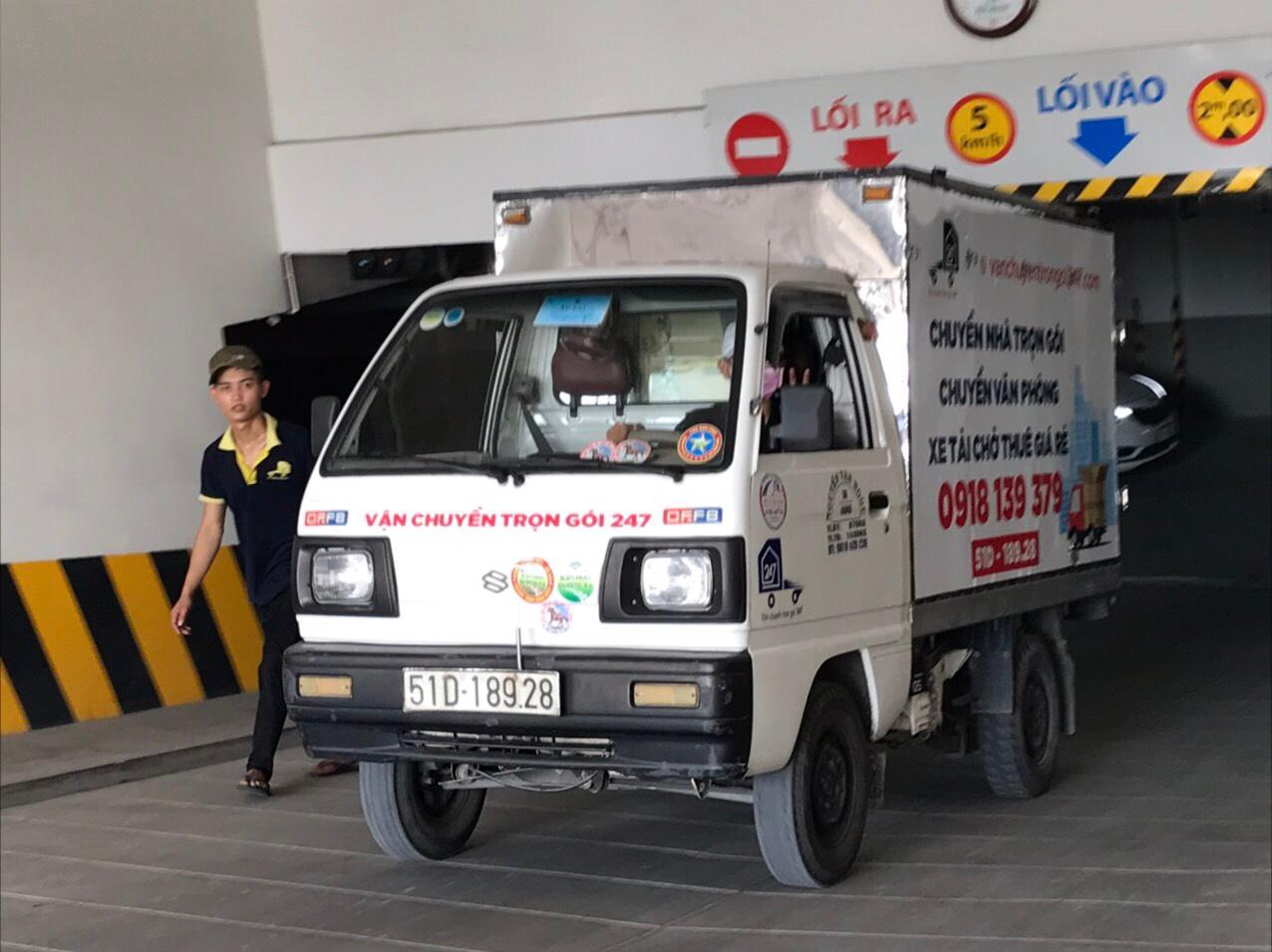 xe tải chở thuê thủ đức 500kg